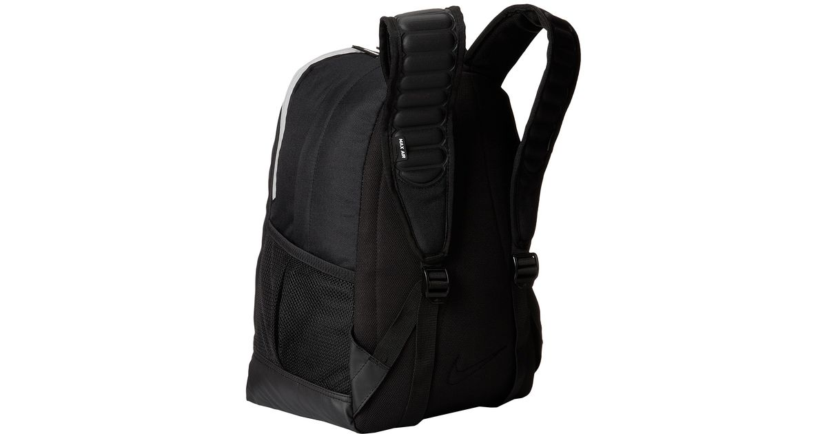 Lyst - Nike Young Athlete Max Air Team Training Small Backpack in Black for  Men