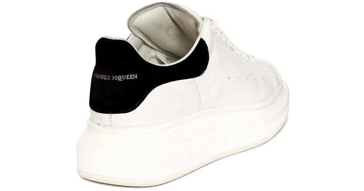 Lyst Alexander Mcqueen Oversized Sneaker In White For Men