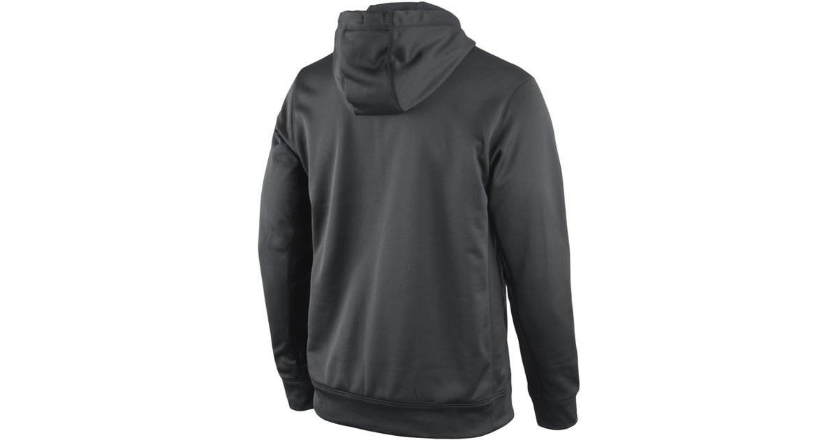 Wholesale Nike Mens New York Giants Platinum Ko Hoodie in Gray for Men Lyst  free shipping