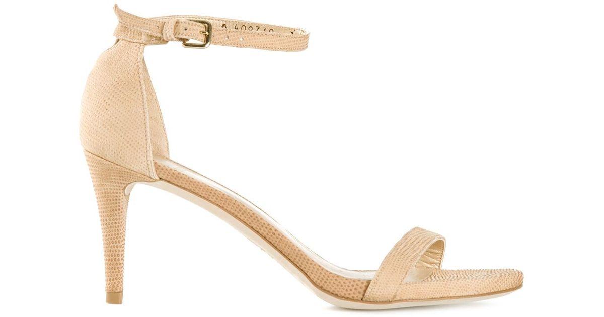 Kendra sandals - Nude & Neutrals Stuart Weitzman dCX8I