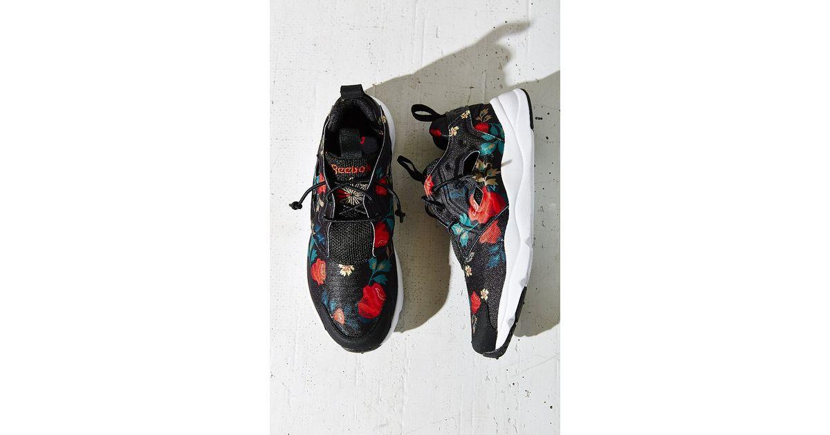 c1682d5f789 Reebok Furylite Roses Runner Sneaker - Lyst