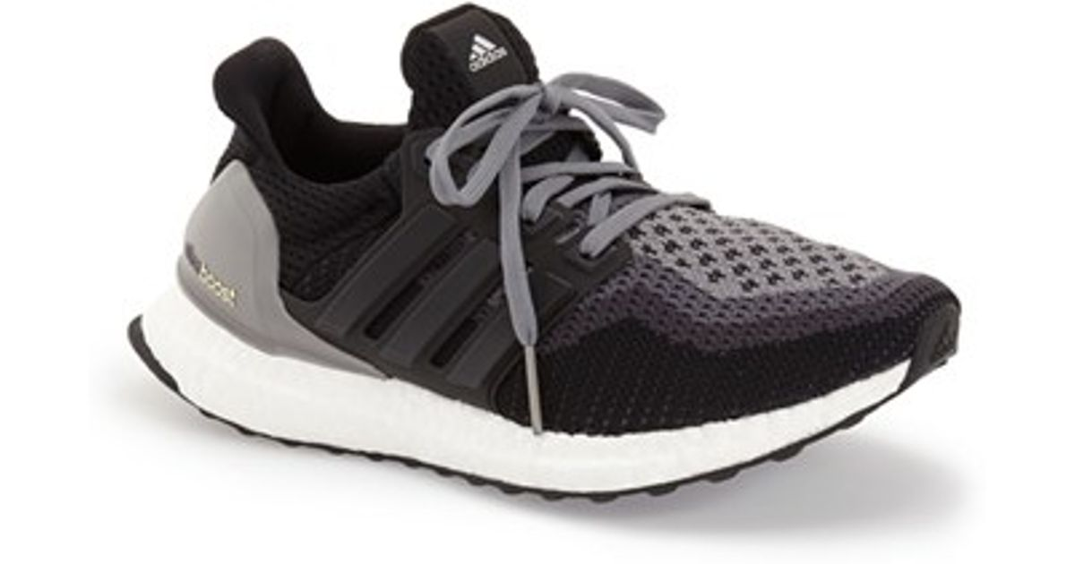 e2ac91f61 ... shop lyst adidas originals ultra boost running shoe in black 62174 65baa