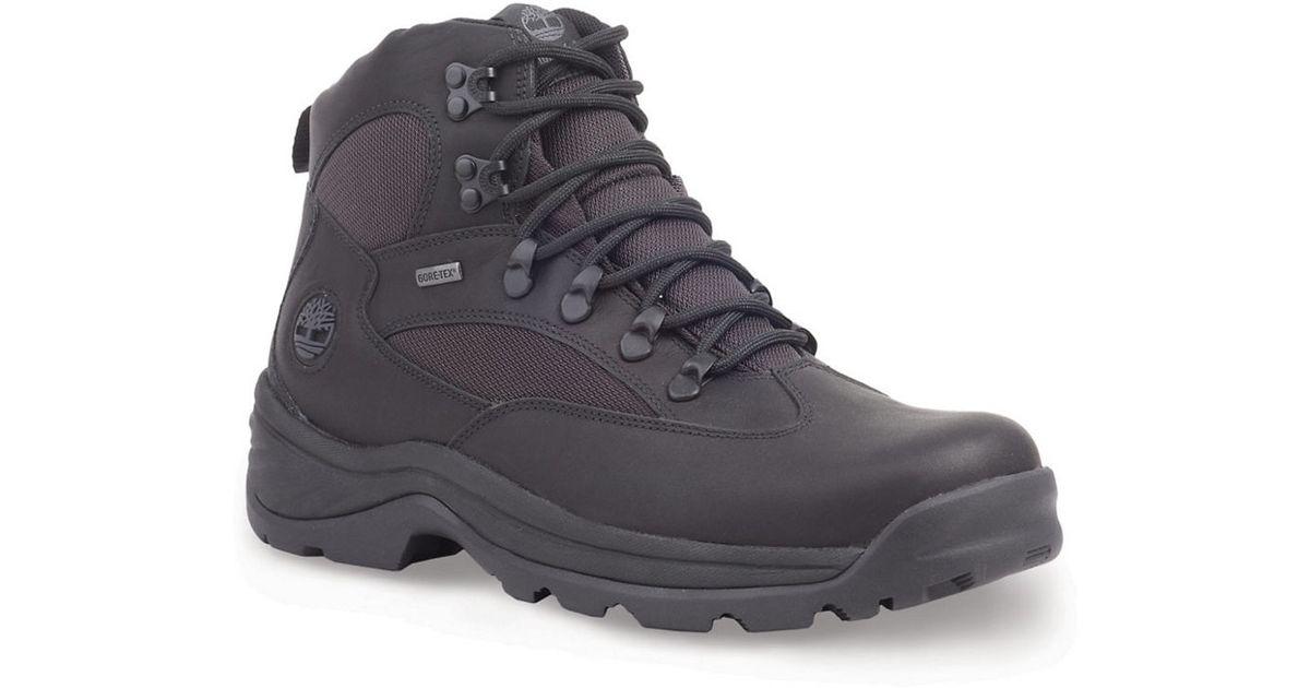 f595d64159b Timberland - Black Chocorua Trail Boots for Men - Lyst