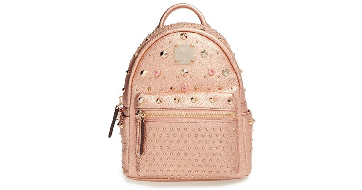 Rabbit Mini Backpack in beige sandfarben MCM PcRWs2d