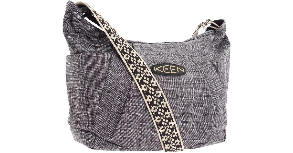e0e86f75913 Keen Westport Shoulder Bag in Black - Lyst