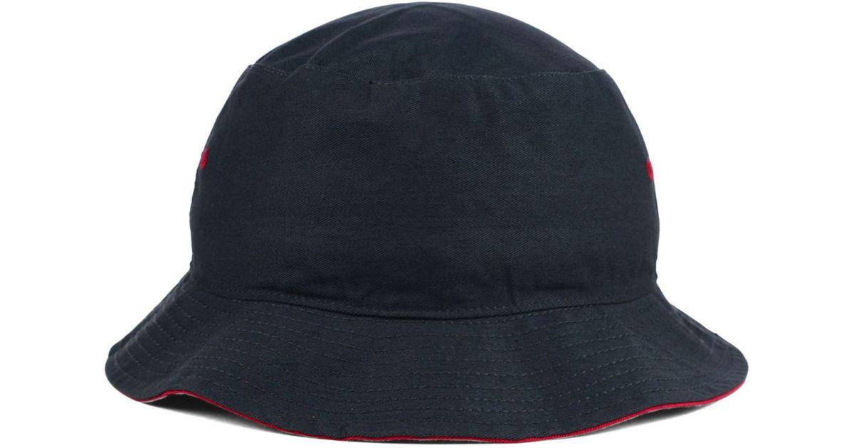 Lyst - 47 Brand Washington Nationals Turbo Bucket Hat in Gray 03f8b561ec5f