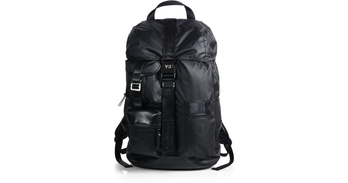 fce10bb5e619 Lyst - Y-3 Mobility Backpack in Black for Men