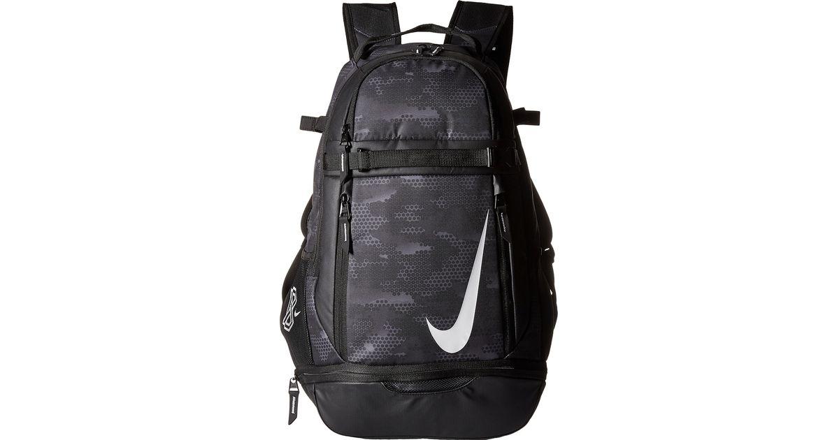 af92f70888 Lyst - Nike Vapor Elite Bat Backpack Graphic in Black for Men