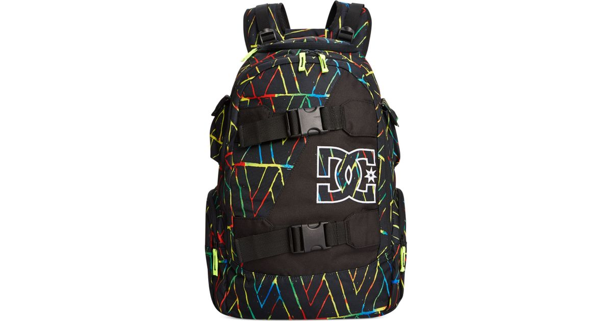 f49ecbb0866 DC Shoes Wolfbred Backpack for Men - Lyst