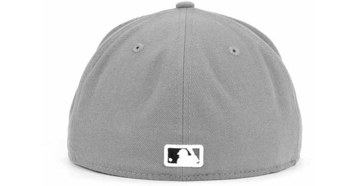 popular brand pretty cool online store germany grey gray atlanta storm new era braves mlb bw 59fifty cap ...