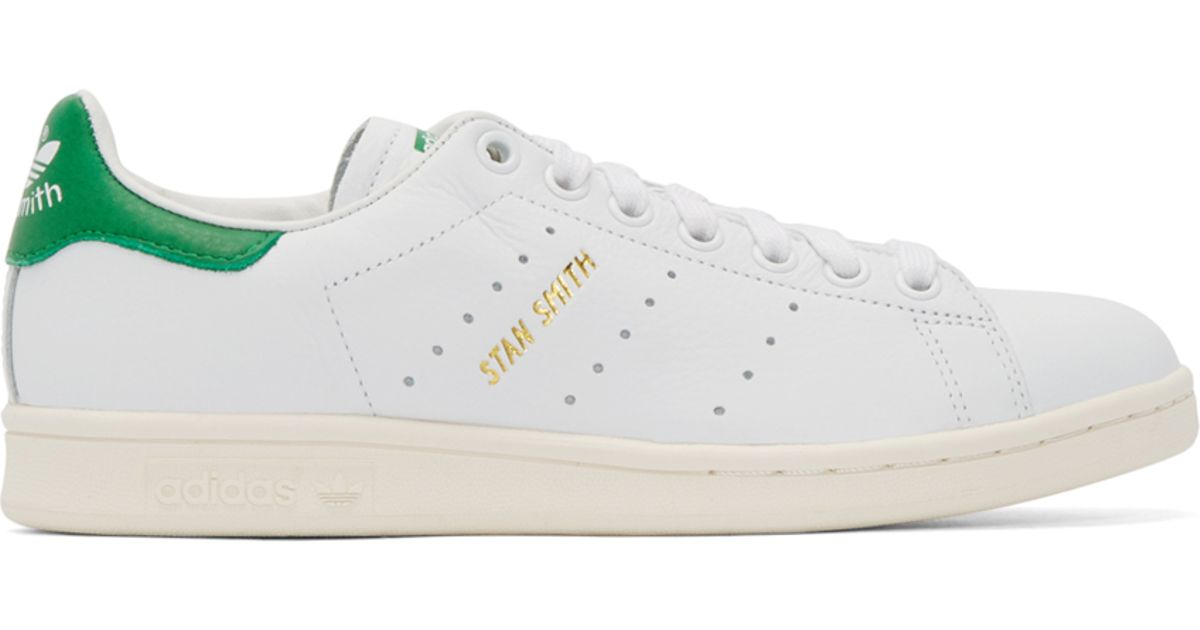White Green In Originals Adidas amp; Sneakers Lyst Smith Stan F7T1RqwFxa