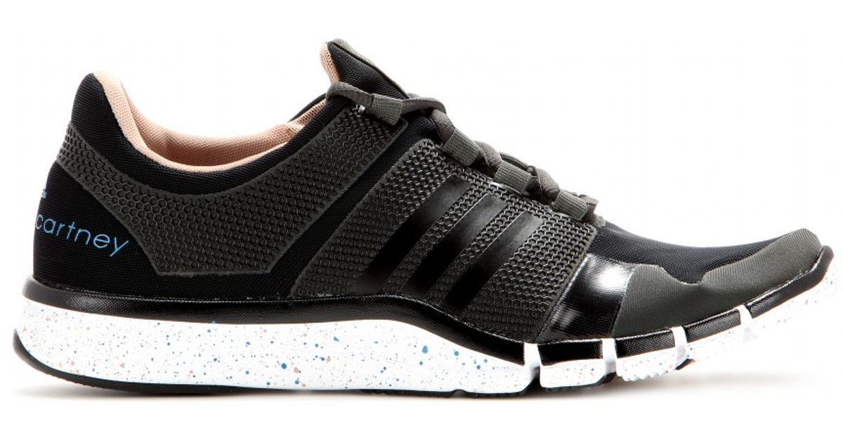 21b388d429d8 adidas By Stella McCartney Climacool Adipure Sneakers in Black - Lyst