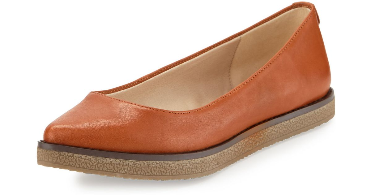 The Lucca In Cognac Men S Shoes