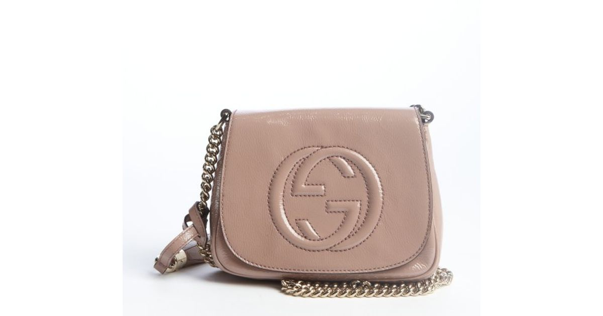 4711952f2af Gucci Soho Disco Bag With Chain | City of Kenmore, Washington