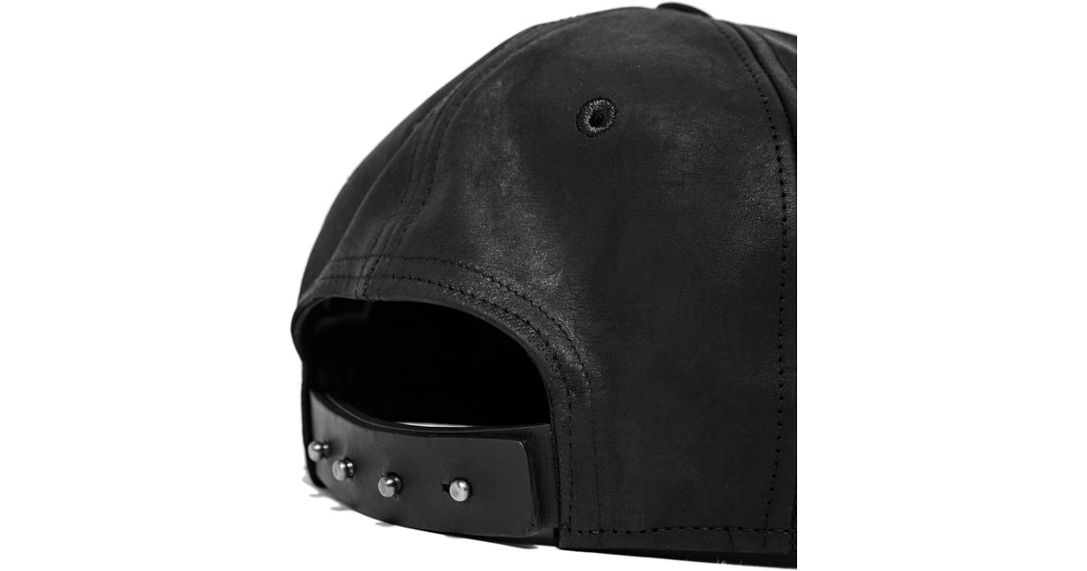 15067963777 DRKSHDW by Rick Owens Cappello Hat Combo 13 in Black for Men - Lyst