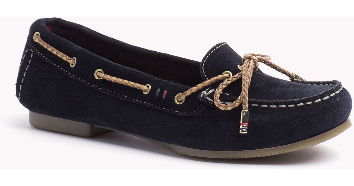 dc4d6d2f6e3e7 Tommy Hilfiger Kelly Loafer in Blue - Lyst