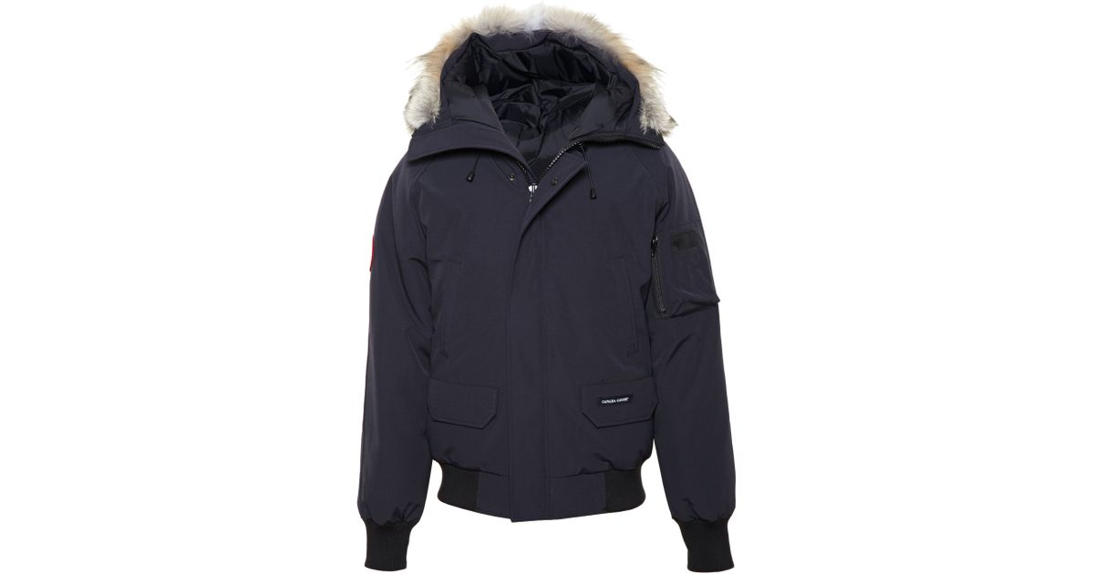 Canada Goose victoria parka sale fake - Canada goose Chilliwack Bomber Jacket in Black (BLACK PURPLE) | Lyst