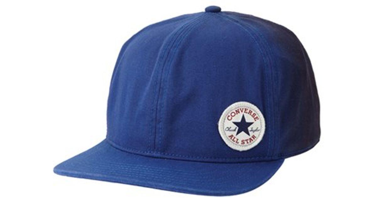 42d740d93d0 Lyst - Converse Gradient Washed Cap in Blue for Men