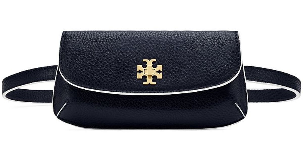 0437e6c972288 Lyst - Tory Burch Diana Belt Bag in Black