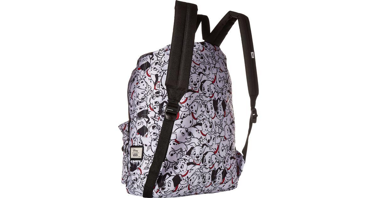 Lyst - Vans Disney Backpack in Black