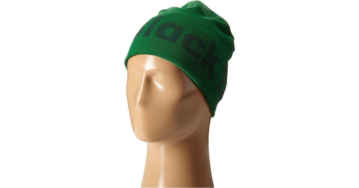 b7e39d368de Lyst - Black Diamond Peter Beanie in Green for Men