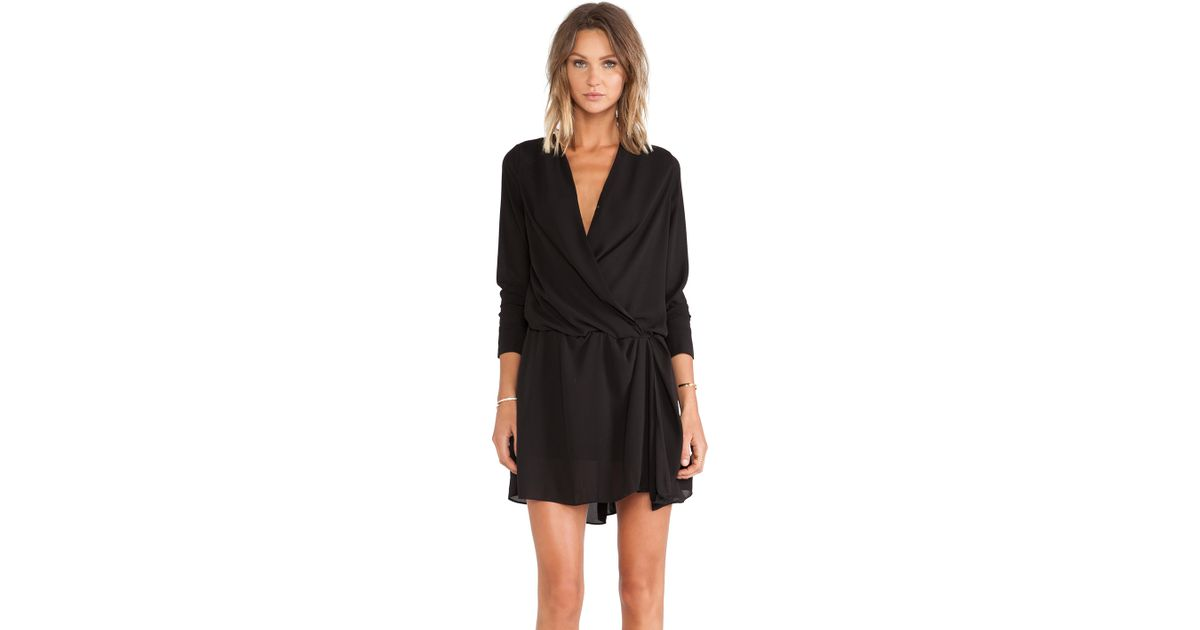 heartloom celine black dress