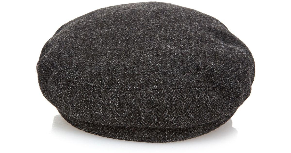 Wool and cashmere-blend hat Isabel Marant hQQl8nwOP