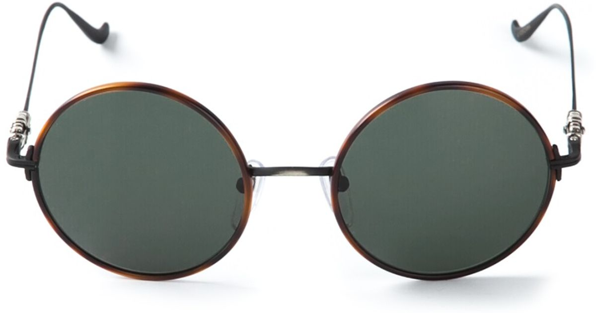 2a10dbcf313e Lyst - Chrome Hearts Over Easy Sunglasses in Brown