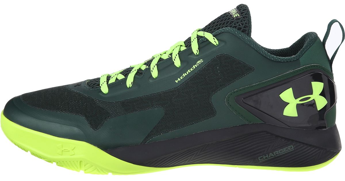 2da62aefb0e Lyst - Under Armour Ua Clutchfit™ Drive 2 Low in Green for Men