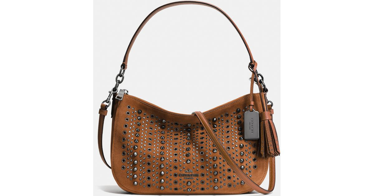 17c26622bba7 ... where can i buy new york city zipped pouches natural coach shoulder bag  coach all over