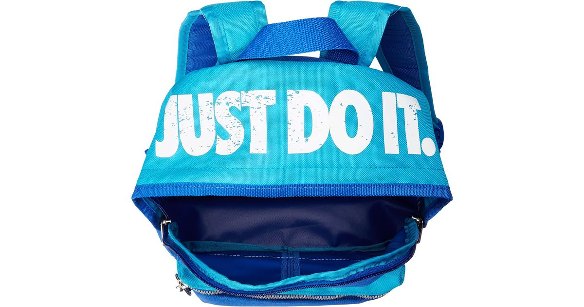 eb594b954 Nike Young Athletes Classic Base Backpack in Blue - Lyst