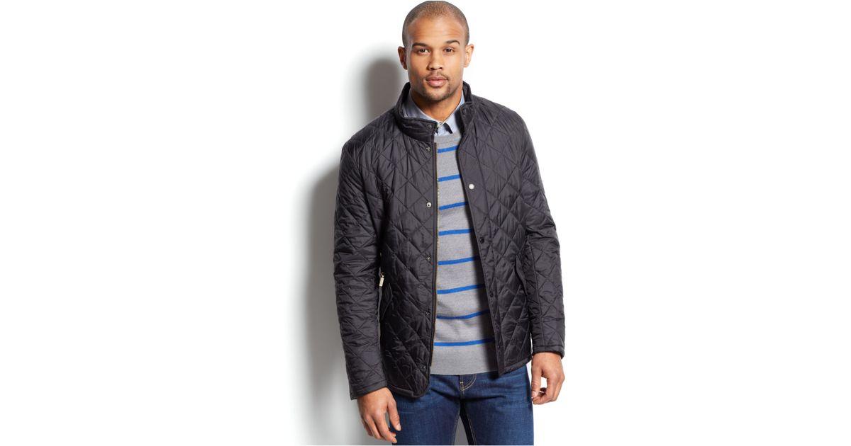 Lyst Barbour Fly Away Chelsea Jacket In Black For Men