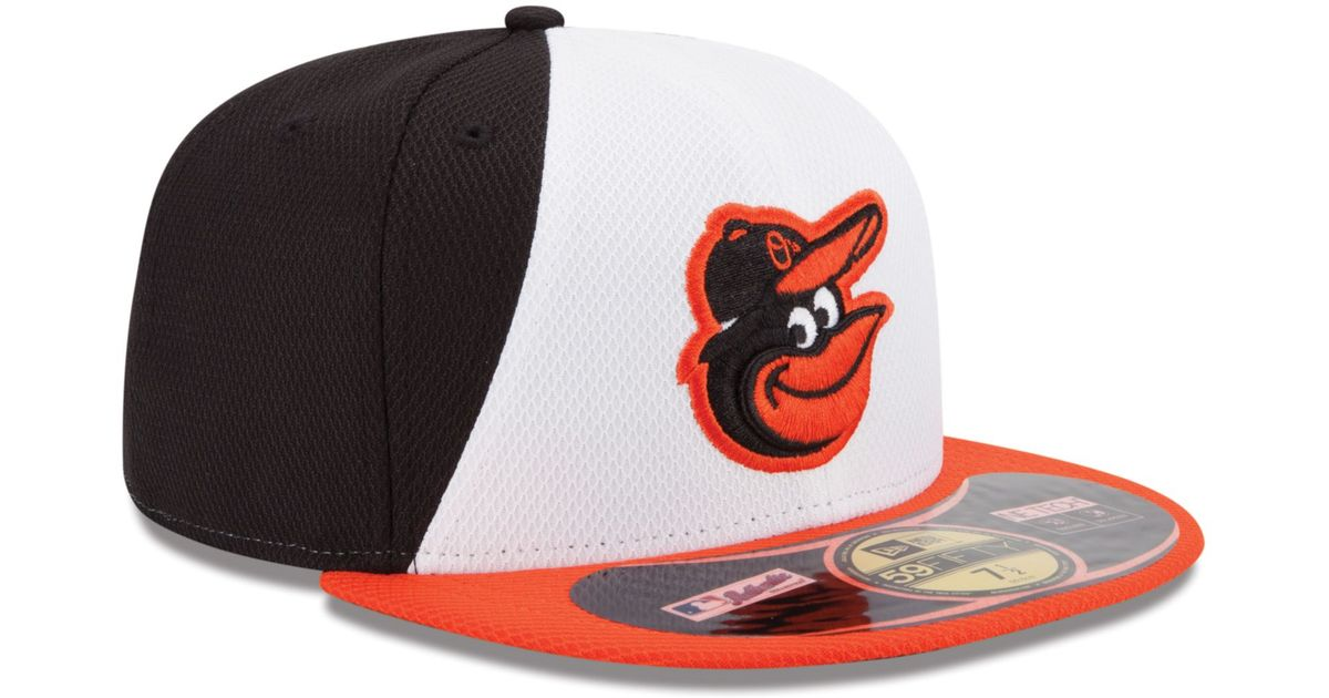 free shipping 02333 690e1 KTZ Baltimore Orioles All Star Game Patch 59fifty Cap in Black for Men -  Lyst
