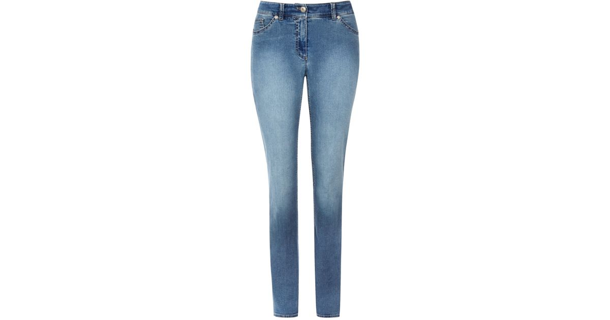 407ec7f5c8100d Gerry Weber Roxy Perfect Fit Jeans in Blue - Lyst