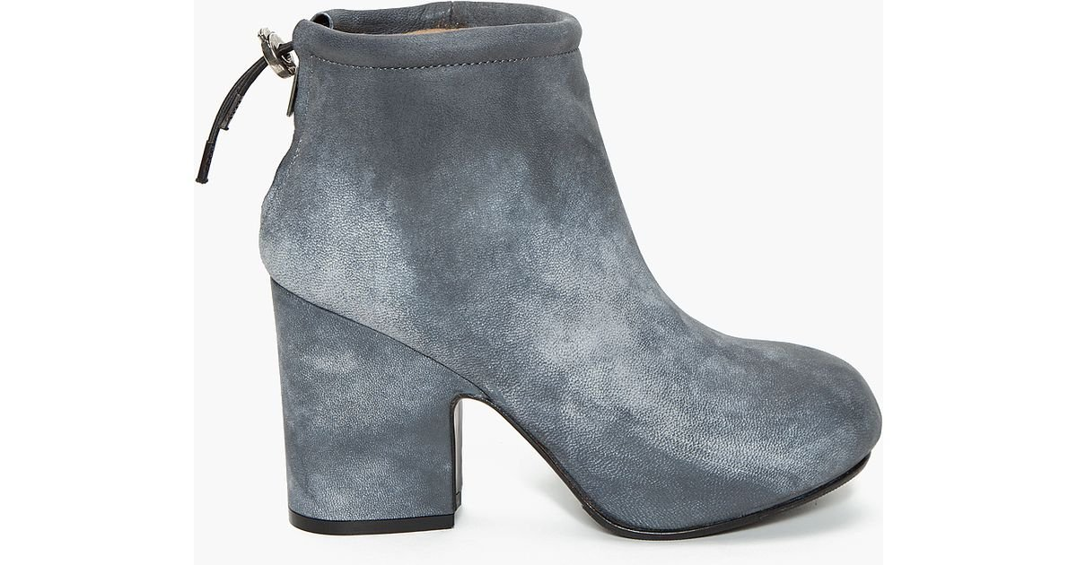Really Cheap Shoes Online How Much Cheap Online Strategia 20MM VINTAGE SUEDE TALL BOOTS Outlet 2018 New TbSucH