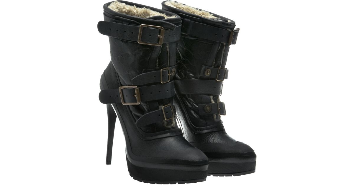 Pre-owned - Leather ankle boots Alchimia Di Ballin 3RtJMan