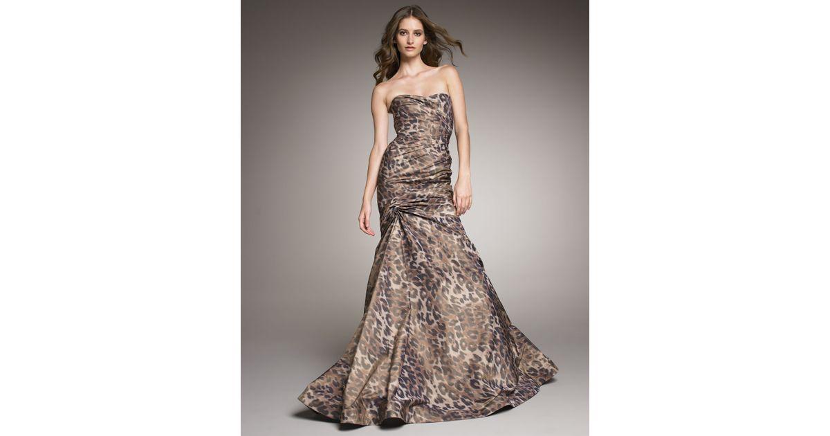 trumpet gown