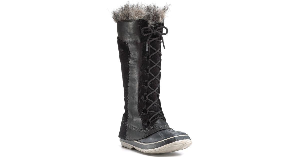 sorel Lace up snow boots
