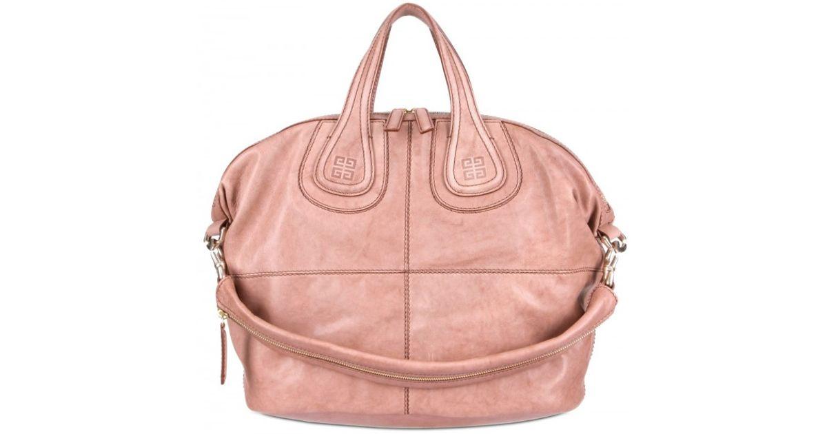 e5b24f3299 Givenchy - Natural Medium Nightingale Shoulder Bag - Lyst