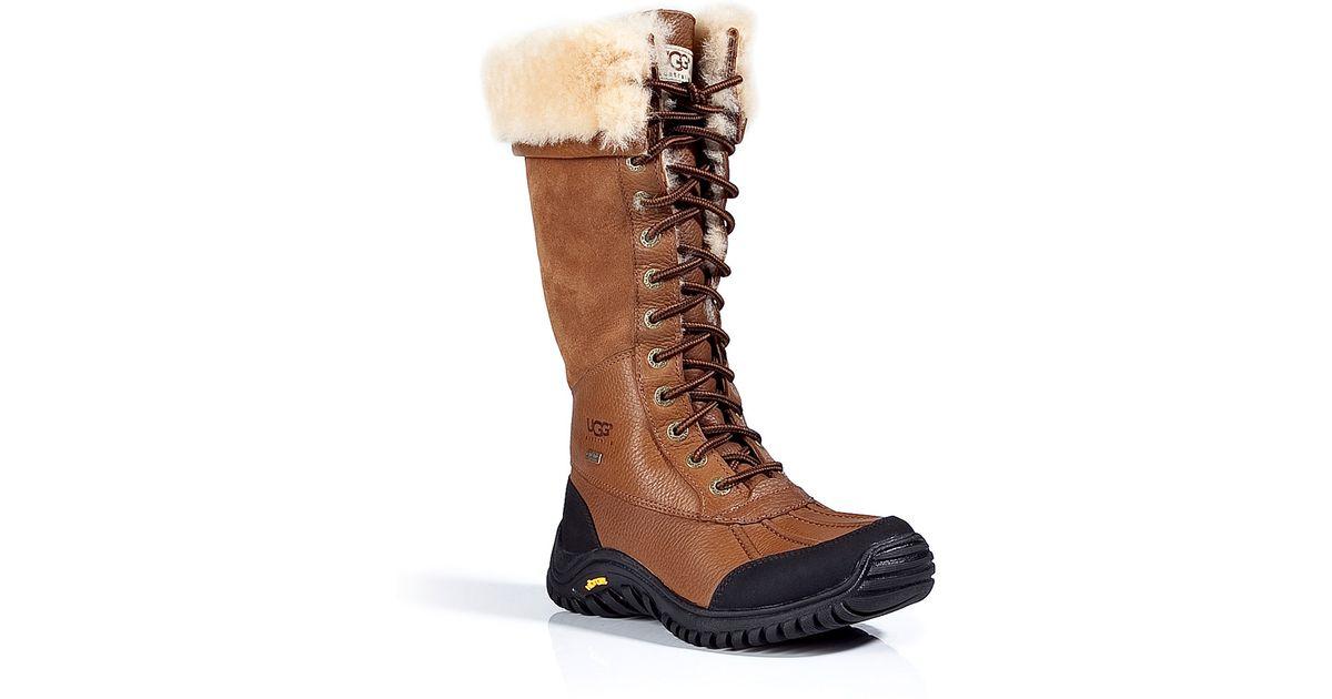 ugg women's adirondack ii tall winter boots