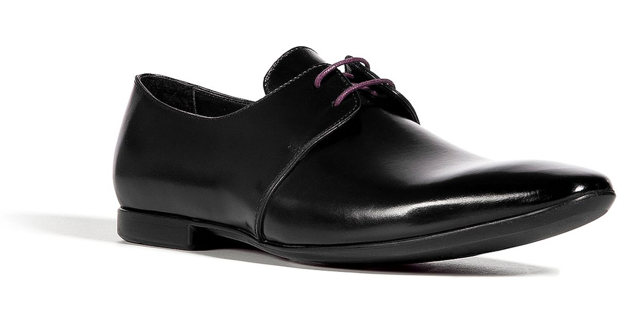 4ac7d145bbbd Lyst - Paul Smith Black Trinity Havana Shoes in Black for Men