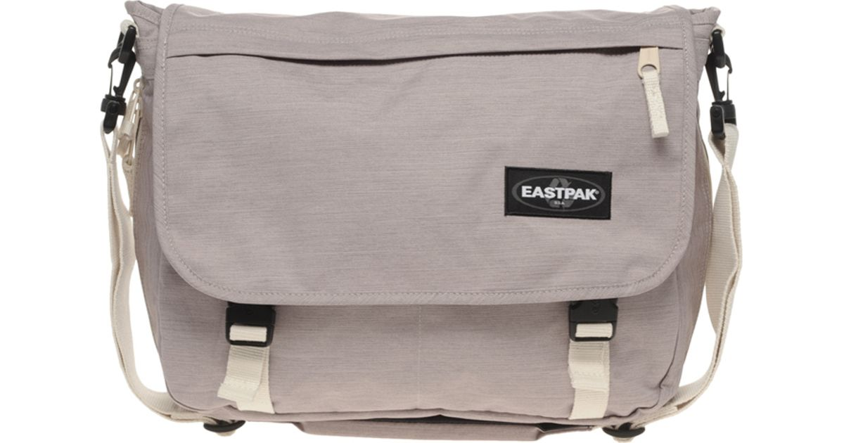 7c4674e141 Lyst - Eastpak Eastpak Green Delegate Messenger Bag in Pink for Men