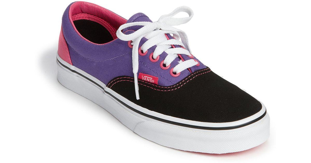 f6e5e59be8 Vans Era Tri Tone Sneaker in Black