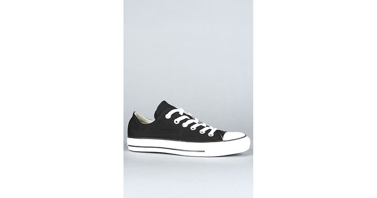 3c9dae961fa8 Lyst - Converse The Chuck Taylor All Star Double Tongue Sneaker in Black  and Iris Orchid in Black