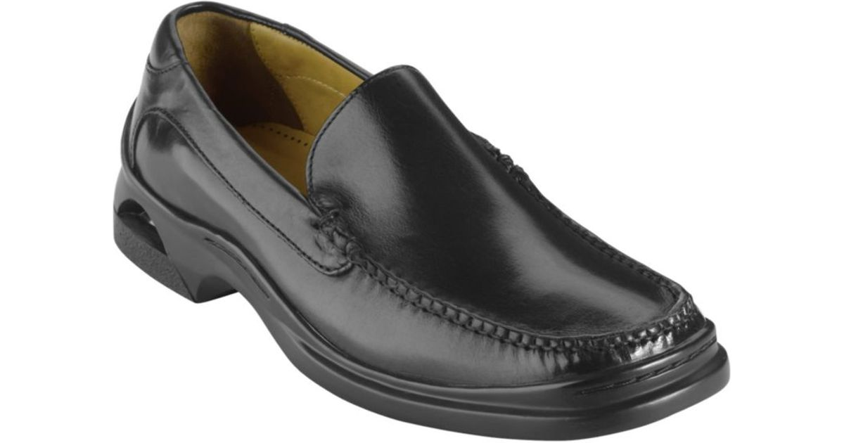 fe0655ba2ad Lyst - Cole Haan Air Santa Barbara Loafers in Black for Men