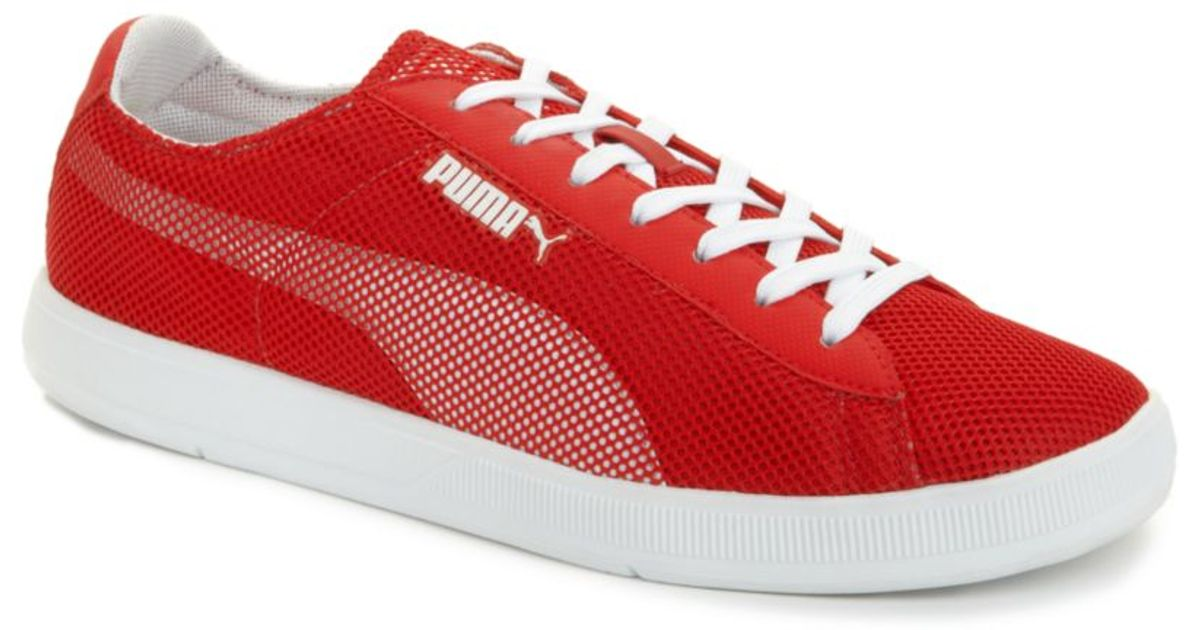 Lyst - PUMA Bolt Lite Low Sneakers in Red for Men 8fddfe60f325