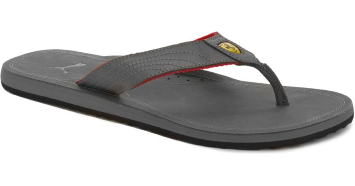 e4cef16509b0 Lyst - PUMA Surfrider Sandals in Gray for Men