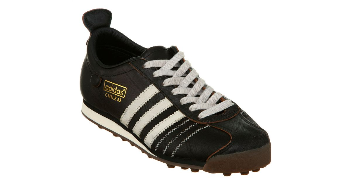 Adidas Chile 62 Black Bone Leather 2 for men
