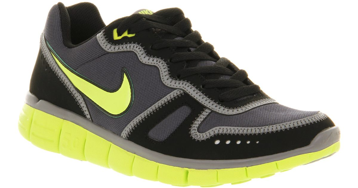 best service db2aa b25a4 Lyst - Nike Free Waffle Ac Anthcybercool in Gray for Men