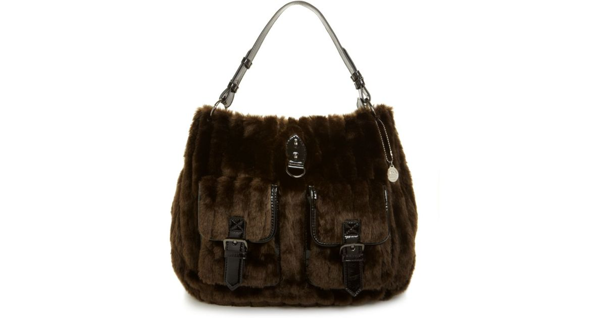 8e1412824d Lyst - Big Buddha Lucy Hobo Bag in Brown